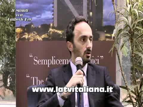 UmbertoRey E Dr Giuseppe LAGROTTA