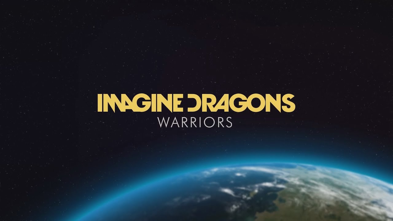 Imagine dragons - Warriors [Kinetic typography] - YouTube