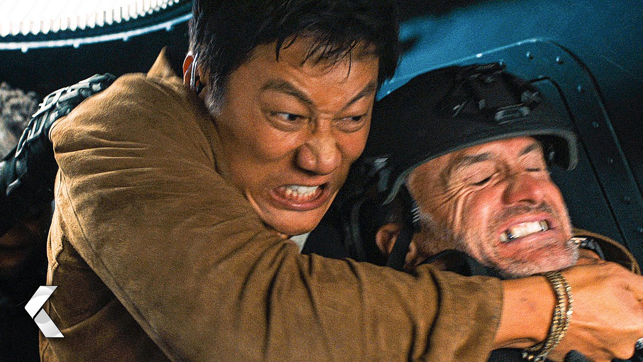 Download Han and Mia Attack An Armored Car Scene - FAST & FURIOUS 9 (2021)