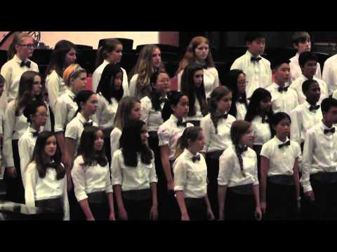 BMMS Chamber Choir - May Our Paths Meet Again by Sally Albrecht & Jay Althouse