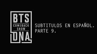 Video [SUB ESP] Mnet COMEBACK SHOW BTS DNA (Parte 9) | Genius Lab de Suga. download MP3, 3GP, MP4, WEBM, AVI, FLV Juni 2018