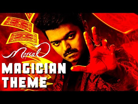 Mersal Magician Theme Music | Thalapathy | Vijay |