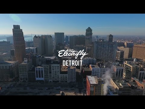 ELECTRIFLY DETROIT | Creating Detroit's First Augmented Reality Mural