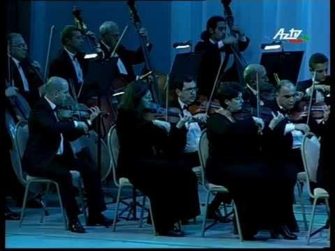 """Fikrət Əmirov - """"Azərbaycan Kapriççiosu"""" Dirijor - Rauf Abdullayev"""