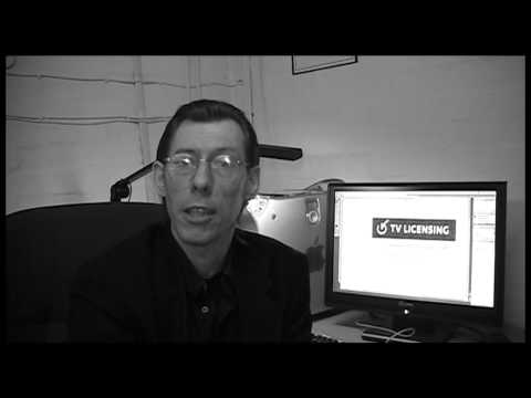 """Dream's """"communications"""" with the legal fiction """"TV Licensing"""" HD - Blog Update (part 1 of 3)"""