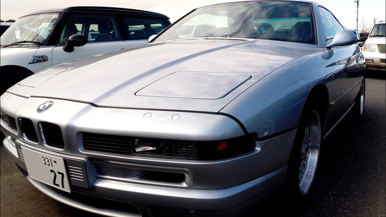 1999 bmw 840ci 50k japanese car auctions auto access japan youtube