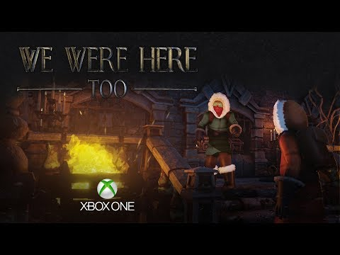We Were Here Too I Official Xbox One Release Trailer