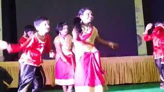 Sai krupa high school kids dance