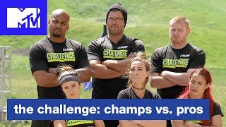 'Over the Line' Official Sneak Peek | The Challenge: Champs vs. Pros | MTV