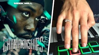 How To Make Meek Mills Whats Free feat. Rick Ross & Jay Z