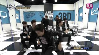 슈퍼주니어M_SWING (SWING by Super Junior M of M COUNTDOWN 2014.3.27)