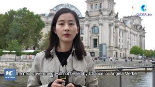 GLOBALink | German election will set new path for post-Merkel era