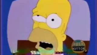 Los Simpsons - Homero, el malo. (Fragmentos cortos)