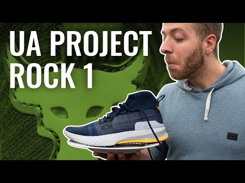 Under Armour Project Rock 1 Review