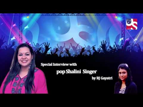 Special Interview with Playback Singer Pop Shalini