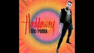 Haddaway - Life (Mission control mix) (vinyl sound)