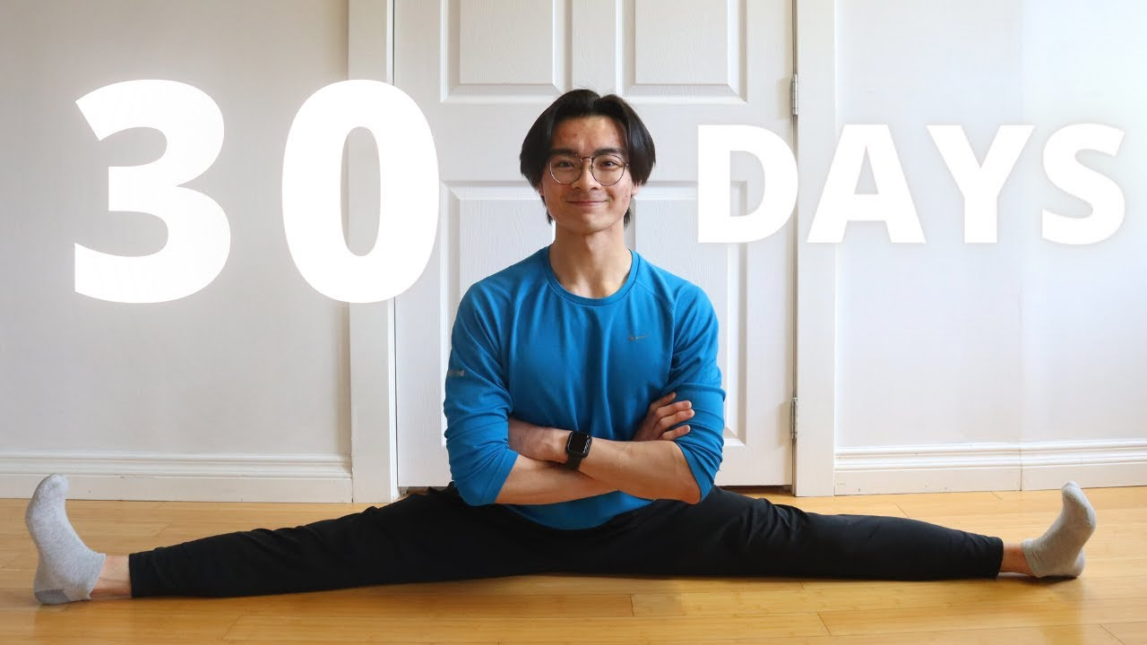 Download How I Learned The Full Splits in 30 Days