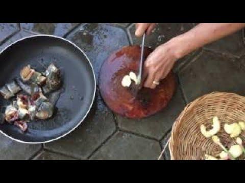 Wie Man Wels Mit Ingwer In Kambodscha Braten - Land Essen