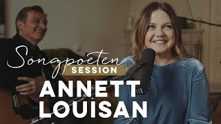Annett Louisan - Klein (Songpoeten Session)