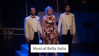 Musical Bella Italia - Leonie Meijer, Marijn Brouwers en Merijn Oerlemans
