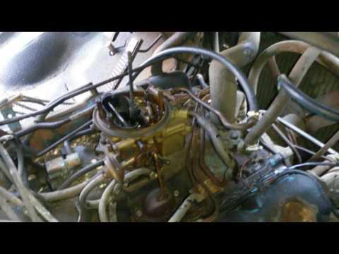 1972 Dodge tradesman b200 van barn find