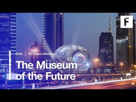 A Look Into Dubai's Museum of the Future