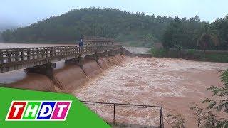 Nguy cơ vỡ đập thủy điện, sơ tán khẩn cấp 300 hộ dân   THDT
