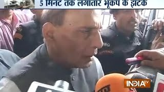 Rajnath Singh: India Will do Everything Possible to Help Nepal - India TV