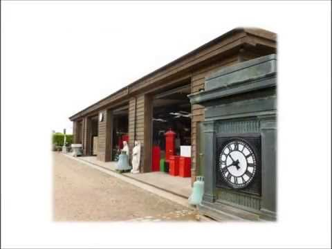 Welcome to UK Architectural Antiques - UKAA Garden, Post Boxes, Reclamation Yard