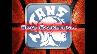 Norris High School Varsity Boys Basketball vs York 1-16-2018