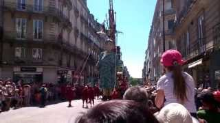Royal de Luxe Nantes 2014