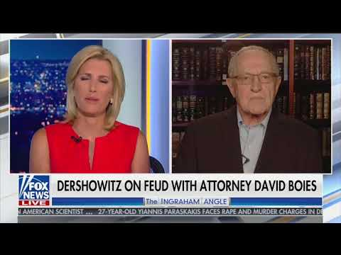 Alan Dershowitz touts his 'perfect sex life' in feud with Epstein accuser's lawyer