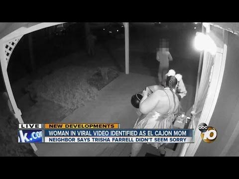 Woman in viral video identified as El Cajon mom