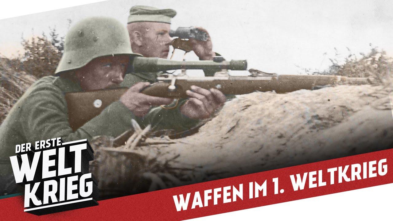 Arbeitsblatt Verlauf Erster Weltkrieg : Gewehre des weltkriegs i der erste weltkrieg special