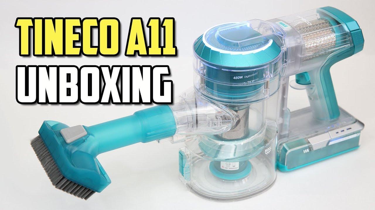 6de790367c2 Tineco A11 Master Unboxing - Budget Dyson V10 Alternative - YouTube