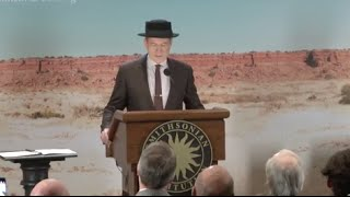 Bryan Cranston & Aaron Paul Remarks at Smithsonian