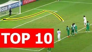 Top 10 quả Penalty nổi tiếng nhất thế giới