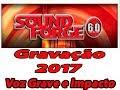 gravação 2017 usando sound forge 6.0  voz graves e impacto