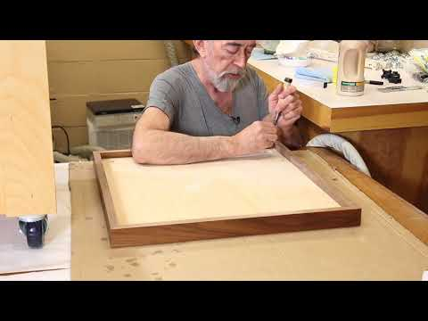 Under Table Saw Storage Cabinet Part 8 - The Down to Earth Woodworker
