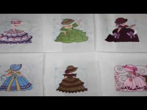 fun free quilt patterns sunbonnet sue quilt photos - YouTube : sunbonnet sue quilt blocks - Adamdwight.com