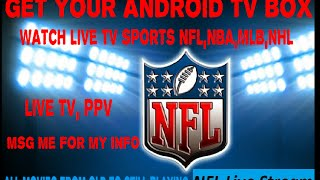 android tv box watch everything for free nfl movies tv shows best thing ever