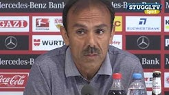 VfB-PK: Trainer Luhukay zu den Wechselgerüchten um Maxim