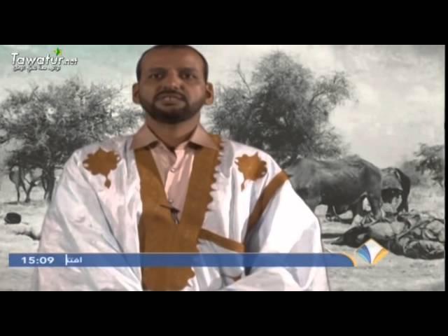 حضارة شنقيط ـ الأديب بودرباله ولد البخاري ـ قناة المرابطون.