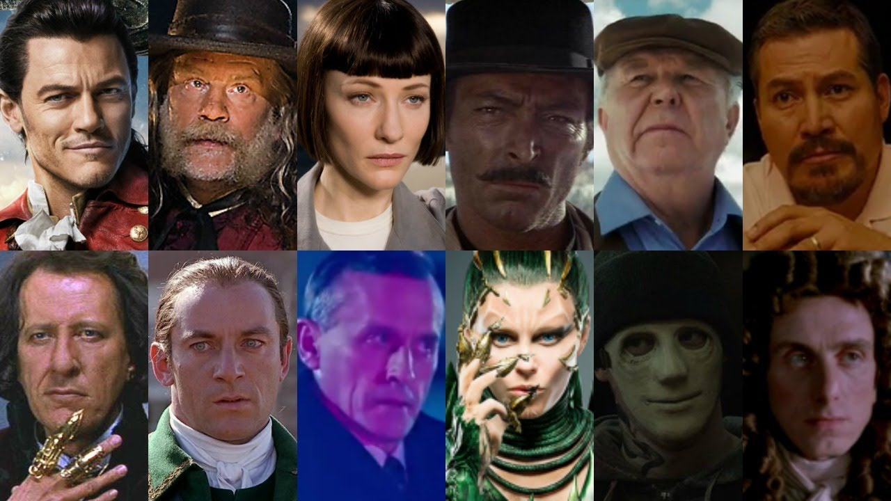 Defeats of my Favorite Movie Villains Part L