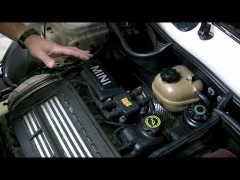 How To Install A Msd Coilpack Msd Wires Ngk Spark Plug On A Mini