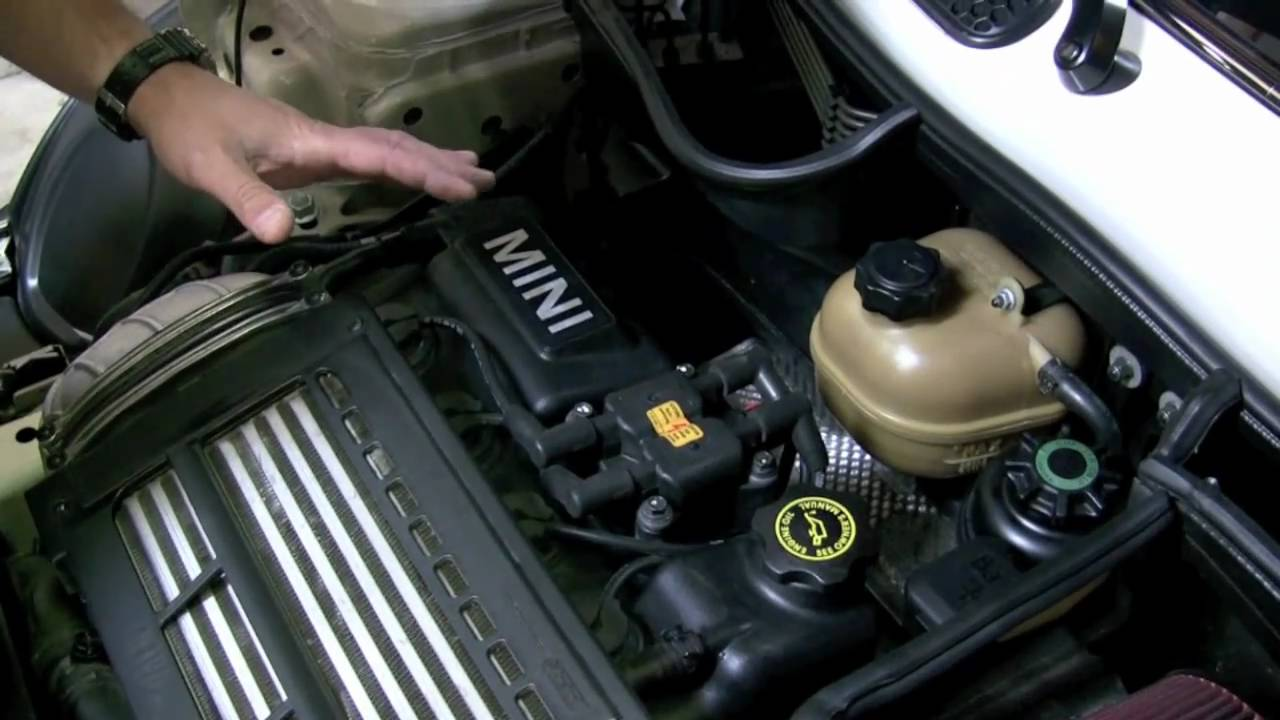 how to install a msd coilpack msd wires ngk spark plug on a mini how to install a msd coilpack msd wires ngk spark plug on a mini cooper