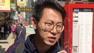 Residents' voice on riots in Hong Kong | 回访市民谈周末暴乱的影响