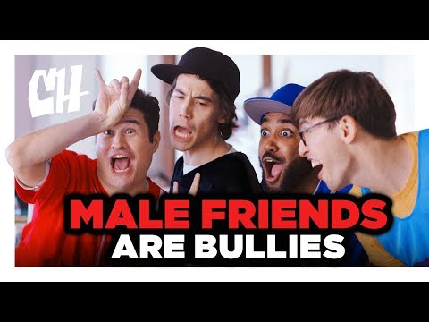 Download Youtube: Male Friendships are Just Bullying