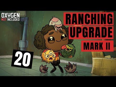 #20 - Wir bauen um Teil 4 - Oxygen not Included Deutsch 4k - Ranching Mark 2