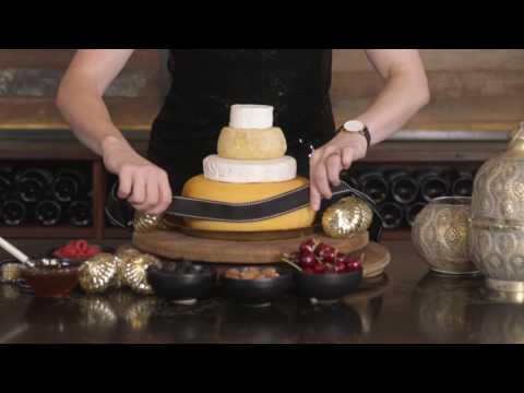 How to make a show-stopping festive cheese stack with Poetry & The Food Fox